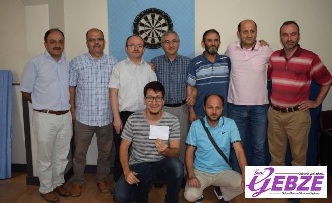 İLKÇEV Dart Turnuvası Düzenledi