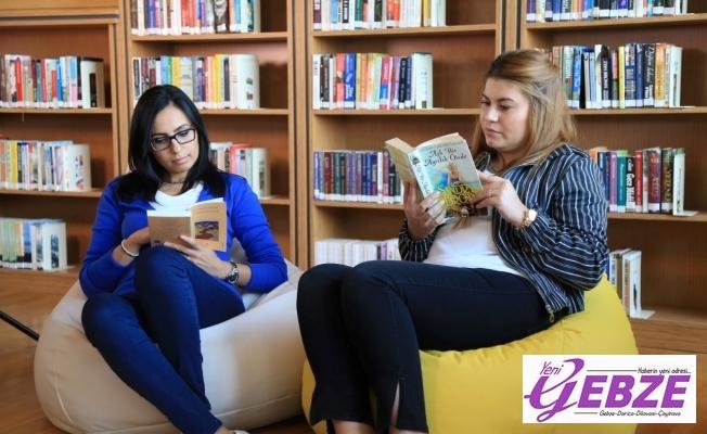 Öğrenciler için bilginin kaynağı; Büyükşehir Halk Kütüphanesi