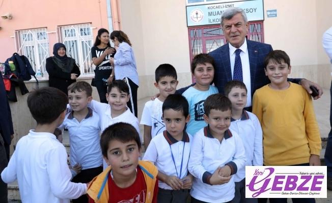 Başkan Karaosmanoğlu, ''Kocaeli'nde okumak bir ayrıcalıktır''