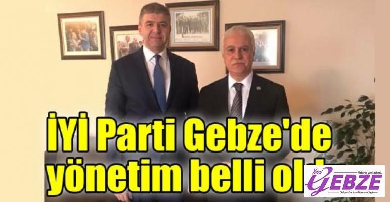 İYİ Parti Gebze yönetimi onaylandı