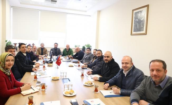 Azerbaycan'dan KOTO üyesi  inşaat firmalarına yatırım teklifi