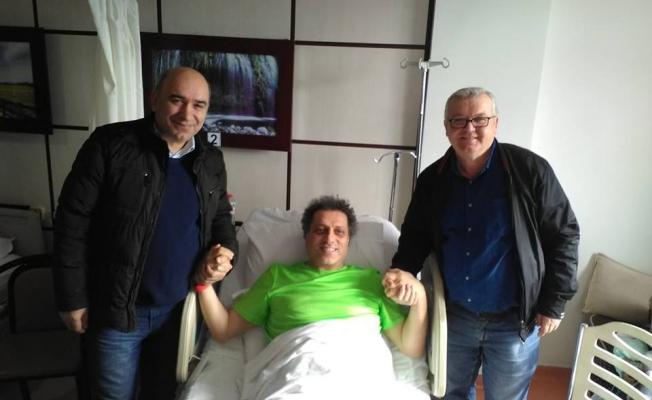 Dr.Hakan Höbek'in sağlık durumu çok iyi!