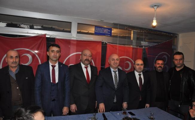 Aygün: MHP'nin Darıca Belediye Başkan Adayı Muzaffer Bıyık'tır