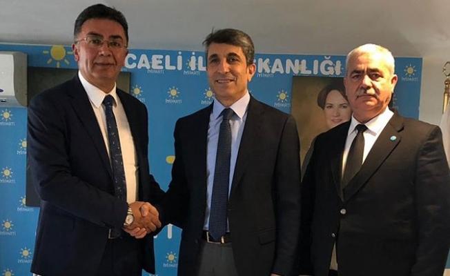 İYİ Parti Çayırova Adayı İlhami Bayrak oldu!