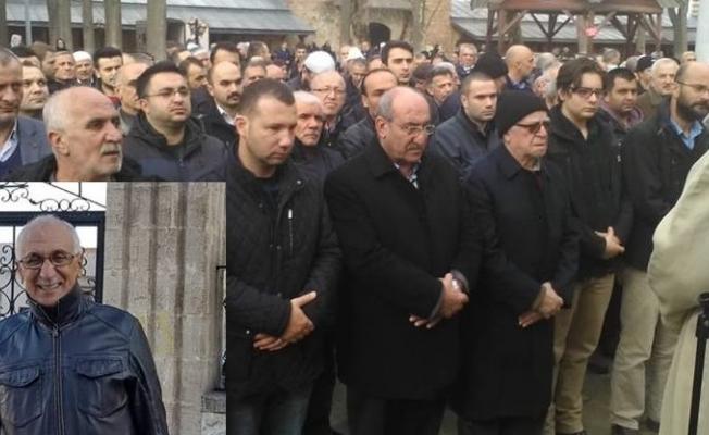 Mustafa Çekeçeker vefat etti