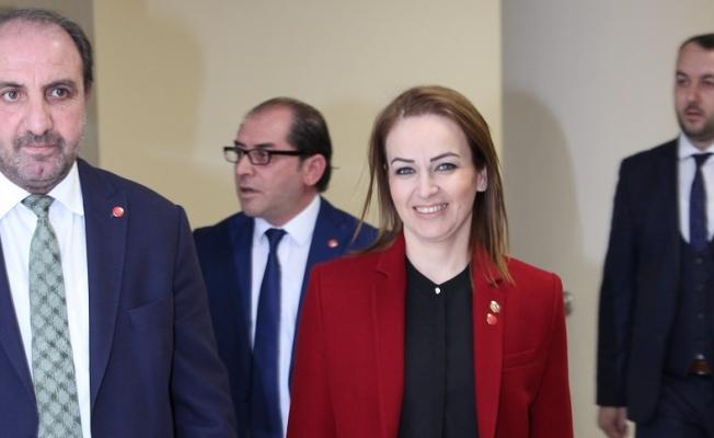 """Çetinkaya'dan 'ŞEFFAF BELEDİYECİLİK"""""""
