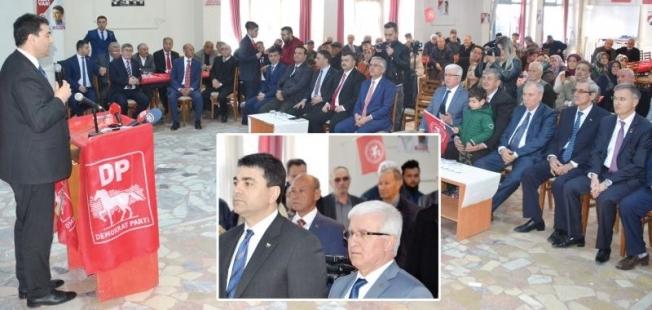 DP Lideri Uysal: 'Millet, yeniden söz sahibi olacak!'