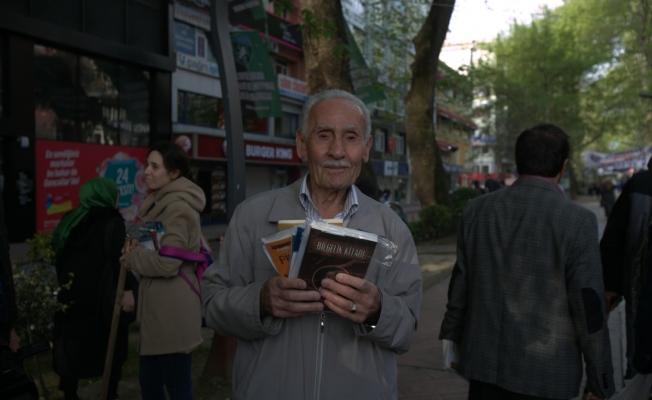 3 Dakikada 3 bin kitap toplandı