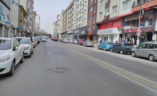 Bağdat caddesinin en tenha hali