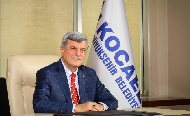 Başkan Karaosmanoğlu'ndan Miraç Kandili Mesajı