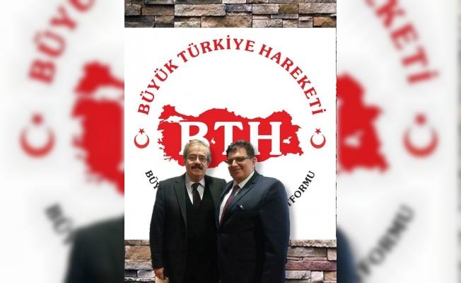 Büyük Türkiye Hareketi (BTH) kuruldu