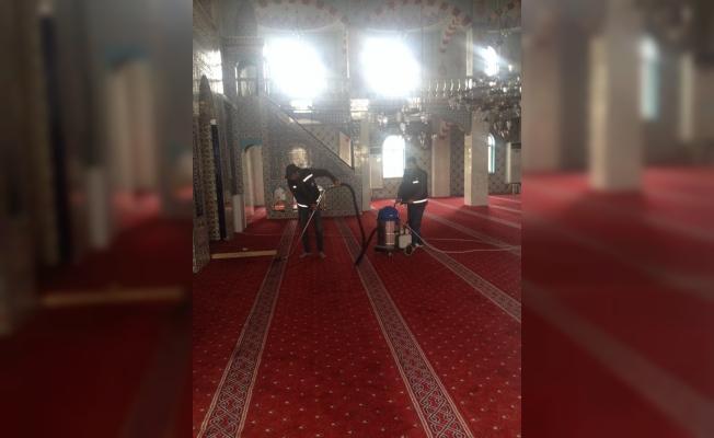 Camilere temizlik hizmetleri