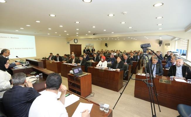 Çayırova'da ilk Meclis yapıldı