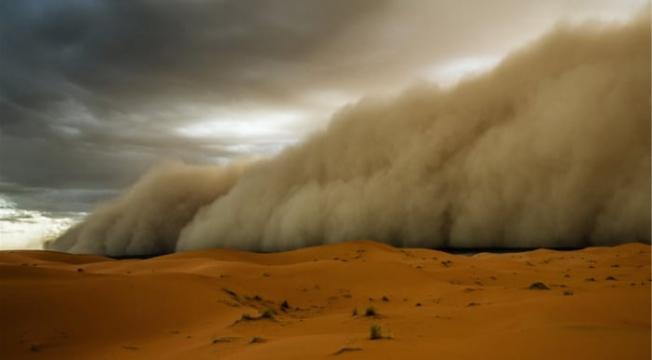 Dikkat! Afrika tozu geliyor!