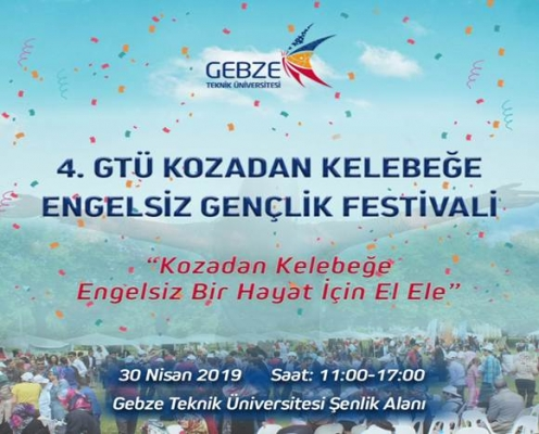 GTÜ'den Engelsiz Gençlik Festivali
