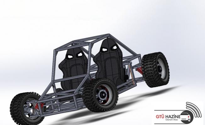 GTÜ Öğrencileri sürücüsüz araç için çalışıyor
