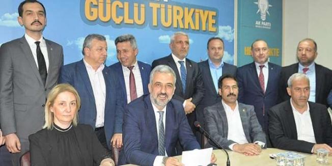 Abdullah Eryarsoy istifa etti!