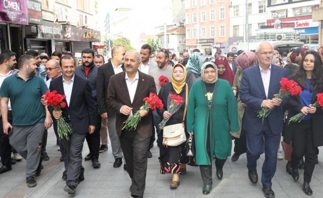 Büyükgöz'den  Anneler Günü Çiçeği