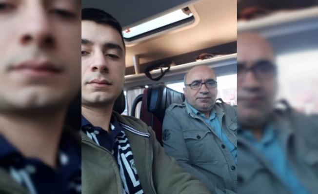 Gazeteci Cengiz Akgün asker babası oldu