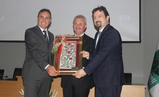 GTO Üyesi firmalar ödüllerini aldı