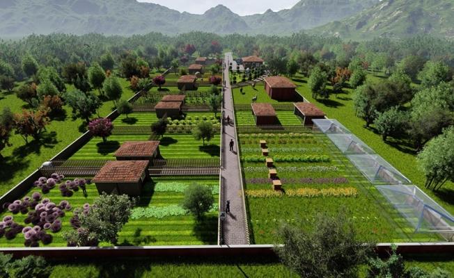 Şafak Akın'dan Müthiş Tarımsal Proje!