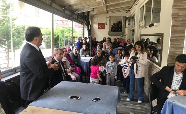 Sultan Orhan'da güvenlik toplantısı