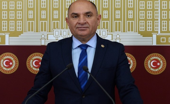 Tahsin Tarhan İstanbul'da görevlendirildi