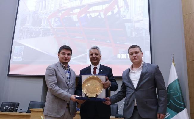 Türkiye 100- Kocaeli'nin Gururları ödüllendirildi