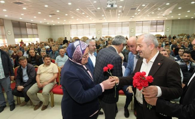 Yavuz Selim'de Halk Meclisi Yapıldı