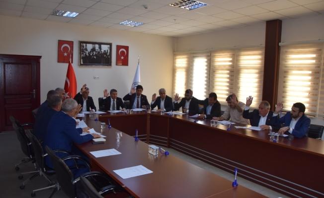 Başkan Şayir'den Meclis Üyelerine Çağrı
