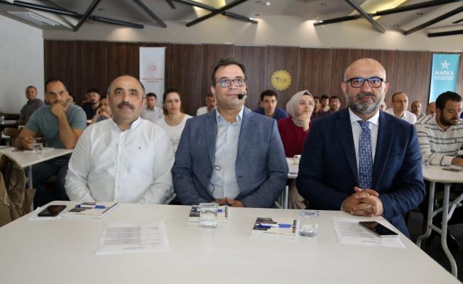 Büyükşehir'den 'Bina Deprem Yönetmeliği ' eğitimi