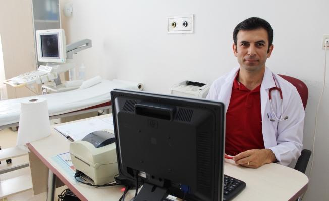 Darıca Farabi'ye YeniÇocuk Kardiyoloji Uzmanı geldi