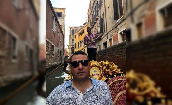 Nusret Acur Venedik'i yazdı