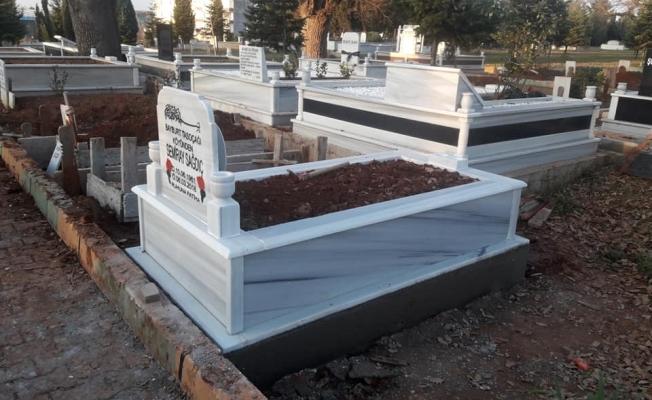 Şekerpınar mezarlığında sular neden  akmadı?