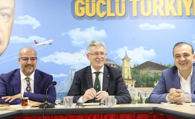 AK Parti'deDanışma Meclisleri başlıyor