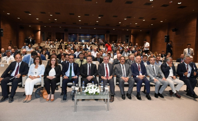 Bilişim Vadisi Strateji Geliştirme Çalıştayı yapıldı
