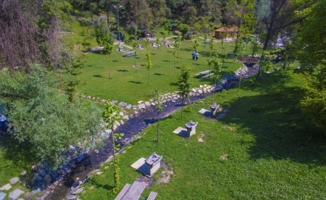 Kocaeli'de 1 kişiye 12.14 metrekare yeşil alan