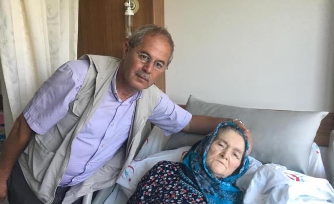 Gazeteci İsmail ve Yunus Kahraman'ın annesi Emine Kahraman vefat etti