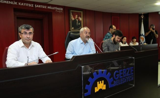 Gebze'de Ağustos Meclisi Tamamlandı