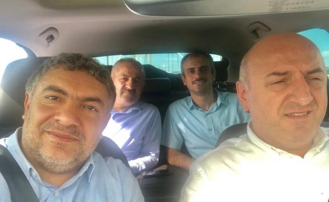 Başkanlar Bursa'da