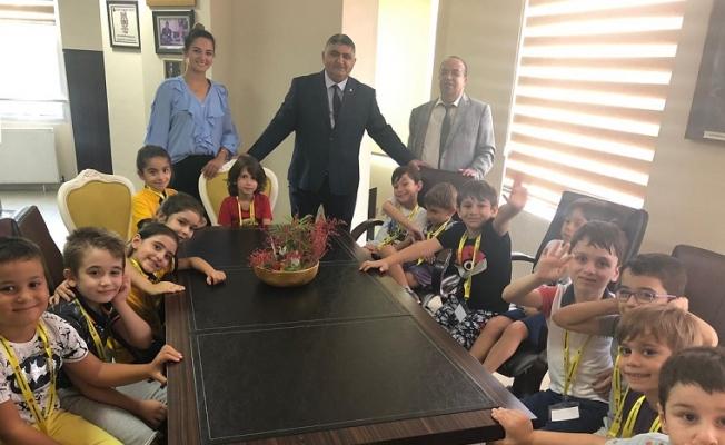 Darıca Final Okulları'nda Oryantasyon Haftası başladı