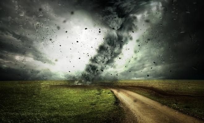 Meteoroloji'den'Çatı Uçabilir' Uyarısı