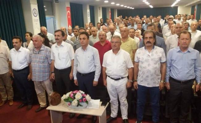 Milli Eğitim Dönem Başı Okul Müdürleri Toplantısı Yapıldı