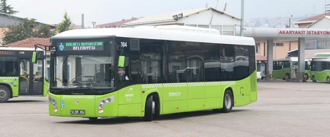 12 ilçeden Üniversiteye hangi otobüsler gidiyor?