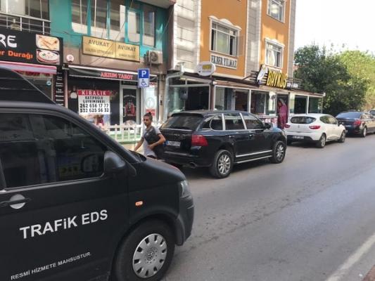 Büyükşehir Mobil EDS Ekipleri affetmedi!