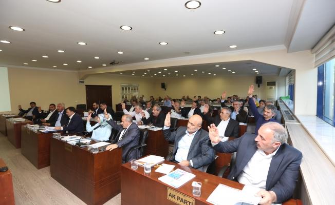 Çayırova Meclisi bütçeyi kabul etti