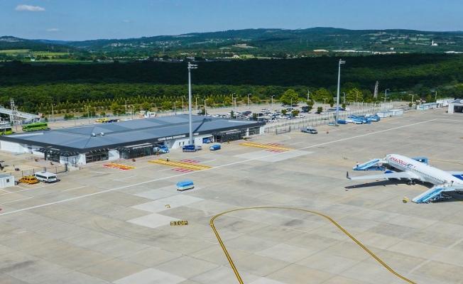 Cengiz Topel Havalimanı Eylül'de 5 bin 463 yolcu taşıdı