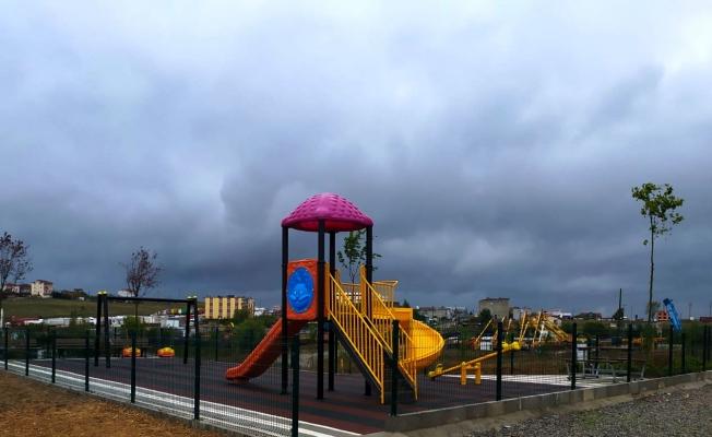 Gebze Kirazpınar'a yeni park