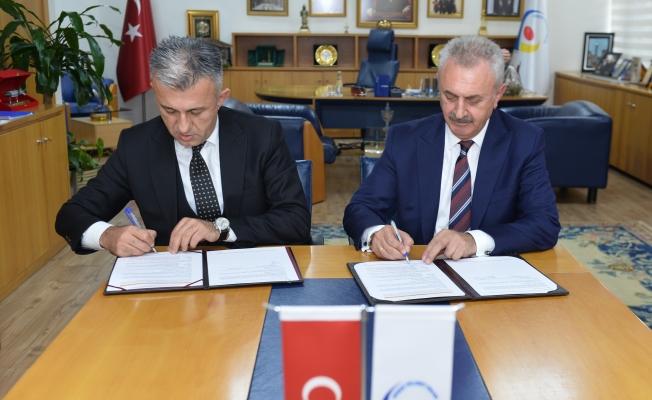 GTO ileVAKIFBANK Arasında Kredi Protokolü İmzalandı