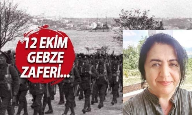 Hacer Alioğlu Yakuti'den Gebze Şiiri